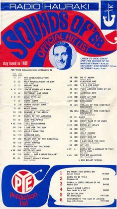 Radio Hauraki: The Pirate Days – The Good Guys - Scene 60s Music, Music Mood, Mood Songs, Rock N Roll Music, Rock And Roll, Music Lyrics, Music Songs, Top Music Hits, Pirate Day