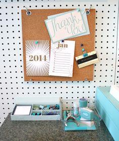 Organizing Tips for 2014 #UniquelyYou