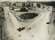 Avinguda Meridiana 1915. Autor desconegut