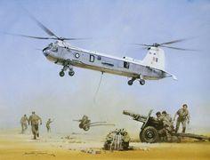 Belveder Stol Aircraft, Ww2 Aircraft, Military Helicopter, Military Aircraft, Military Art, Military History, Royal Air Force, Aviation Art, Royal Navy