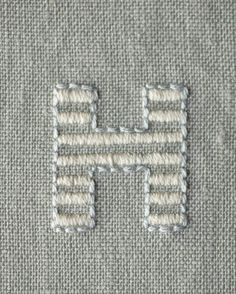 Our Learn to Embroider an Alphabet Sampler Kit is inspired by the hundreds of thousands of samplers that came before it. It takes these techniques and traditions and gives them a modern spin. Hand Embroidery Projects, Embroidery Alphabet, Hand Work Embroidery, Embroidery Monogram, Japanese Embroidery, Embroidery Kits, Embroidery Techniques, Cross Stitch Embroidery, Embroidery Designs
