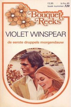 Violet Winspear - De eerste druppels morgendauw 320
