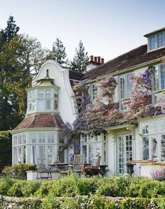 Cape Dutch-style Victorian Country House