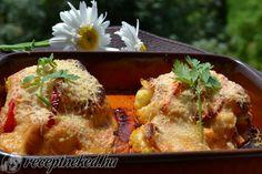 Dubarry szerű csirkemell Dinner Recipes, Chicken, Food, Essen, Meals, Yemek, Supper Recipes, Eten, Cubs