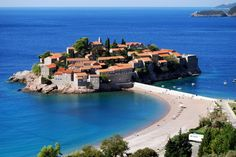 Sveti Stefan , Montenegro. Should be seen!