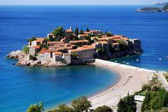 Sveti Stefan , Montenegro. Should be seen!