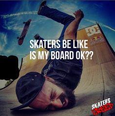 Skateboard Memes, Skateboard Photos, Skater Girl Outfits, Skater Girls, Beginner Skateboard, Skateboarding Quotes, Skate And Destroy, Skate Style, Skate Surf