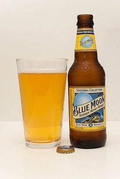 Incredibly delicious! #BlueMoon #SummerHoneyWheat #beer