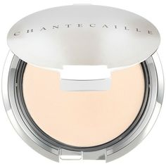 Chantecaille Powder Foundation - Shell ($68) ❤ liked on Polyvore featuring beauty products, makeup, face makeup, foundation, beauty, grey, powder foundation, chantecaille foundation and chantecaille