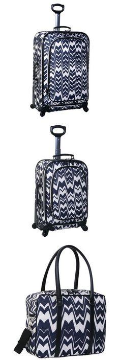 Cool Set of Missoni luggage found @Target