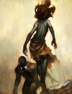 Art Nectar | The CG Art of Tobias Kwan | http://artnectar.com