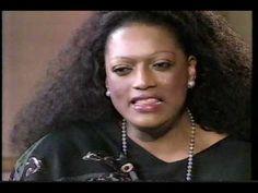 Jessye Norman on 60 Minutes 1/2