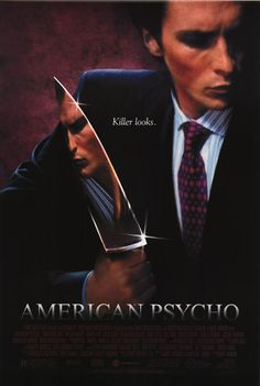 American Psycho // Christian Bale