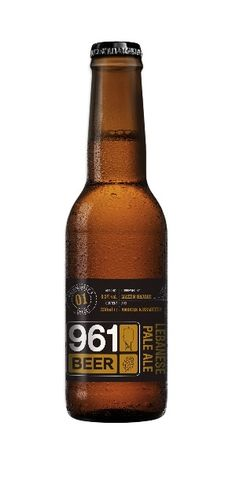 961 Lebanese pale ale; brewed with sumac, chamomile, sage, anise & mint- really unique beer!