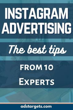 In this blog post, experts share some Instagram advertising tips to help you. #OnlineAdvertising Online Advertising, Advertising Ideas, Instagram Accounts, Instagram Story, App Promotion, Instagram Advertising, Call To Action, Ad Design, Ads