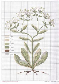 Gallery.ru / Фото #17 - Льняные идеи Herbarium - Mosca