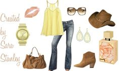 """""""Untitled #238"""" by sara-stanley on Polyvore"""