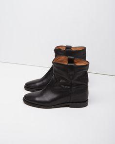 Étoile isabel marant Cluster Boot in Black