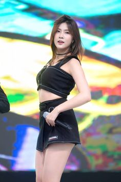 Photo album containing 30 pictures of Hayoung Womens Wetsuit, Celebrity Drawings, Stage Outfits, Cute Asian Girls, Girl Bands, Korean Celebrities, Korean Model, Celebrity Weddings, Kpop Girls