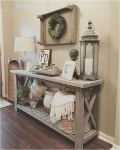 Round entrance table ideas gorgeous entry design foyer decor entryway decorating hallway and mirror sets . Bedroom Walls, Home Decor Bedroom, Diy Home Decor, Bedroom Ideas, Teen Bedroom, Country Decor, Rustic Decor, Farmhouse Decor, Farmhouse Style