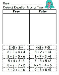 Modified example using True/False strategy.