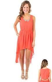 Image result for coral 8th grade semi dress