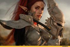 Warhammer 40000,warhammer40000, warhammer40k, warhammer 40k, ваха, сорокотысячник,фэндомы,Narga,Wh Cosplay,Wh Other,Howling Banshees,Eldar,Элдар
