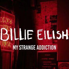 Billie Eilish - my strange addiction ноты для фортепиано для начинающих Пианино.Easy SKU PEA0011070 Strange Addictions, Easy Piano, Billie Eilish, Neon Signs