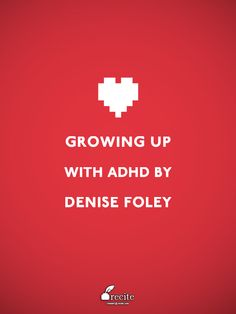 "Growing up with ADHD by Denise Foley - ""It's the most common psychiatric illness children have and the fastest growing. What research tells us about the best way to help kids who can't focus."" - Comprehensive and non-biased article from Time Magazine -  - Title by Recite.com"