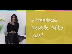 Is happiness possible after loss? [Tan Fan Q&A] - YouTube