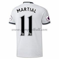 Manchester United Fotballdrakter 2016-17 Martial 9 Tredjedrakt