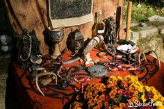 Photo from Mari-Anne & Larry's big fat pagan handfasting, by Torri Koppenaal of D. Becker Photography