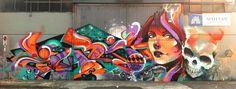 [artists: Tretze and Zurik] - Milano (Italy)