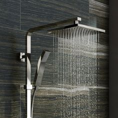 Tetra Square Head Shower Riser System Special Offer Shower Fittings, Ways To Wake Up, Shower Accessories, Shower Kits, Modern Shower, Shower Systems, Shower Enclosure, Shower Heads, Contemporary Style