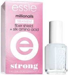 Millionails: Get strong nails now. #essie #Kohls
