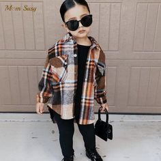 Cute Kids Fashion, Baby Girl Fashion, Toddler Fashion, Cute Little Girls Outfits, Girls Fall Outfits, Outfits Niños, Baby Outfits, Toddler Girl Style, Toddler Girl Outfits