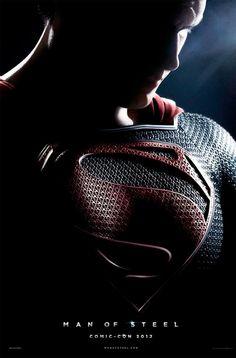 Funny Commercials World - Comic-Con Print: Super Man Man Of Steel