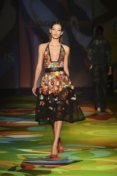 COLOMBIAMODA 2015 | DÍA 1 | TOUS BY JORGE DUQUE PV 2016 | The Glambition: Blog de moda colombiano