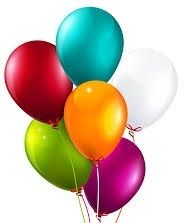 Gas Balloons Mixed Color Home Delivery In Hyderabadsend Balloon To Hyderabad Send