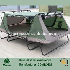 Source Deluxe Camping Tent Cot, Camping Sleeping Tent , Portable Shelter on m.alibaba.com