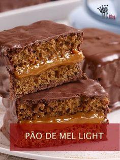 Pão de Mel Light