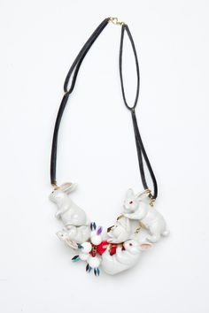 Madriguera, necklace by Andrés Gallardo · 212€