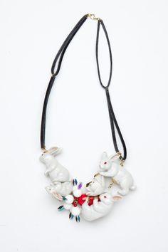 Madriguera, necklace by Andrés Gallardo · 212€