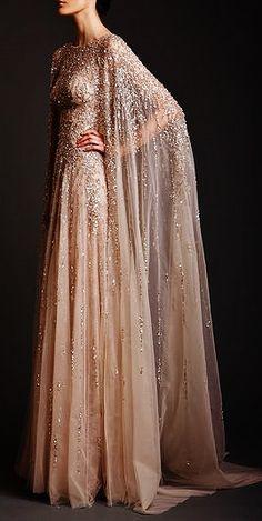 Krikor Jabotian Haute Couture | S/S '14