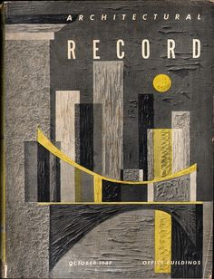 Architectural Record yellow
