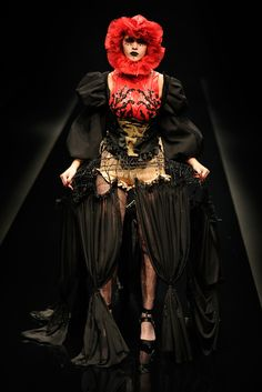 Alice Auaa - Spring 2013 Ready-To-Wear [Tokyo Fashion Week]