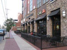 A small piece of Main Street in Newark Delaware - near The University of Delaware