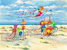 Kite Fest via MuralsYourWay.com