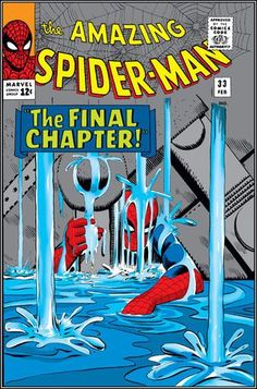 Steve Ditko Marvel Legends - One of the Best issue #33