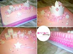 Baby (Girl) Shower Cake (sheet cakes by special request).